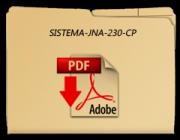 JUNTAS NEOPRENO: SISITEMA JNA-230