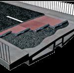 impermeabilizacion con lámina asfaltica comosan puentes